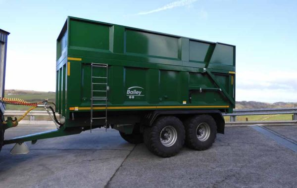 Bailey silage trailers