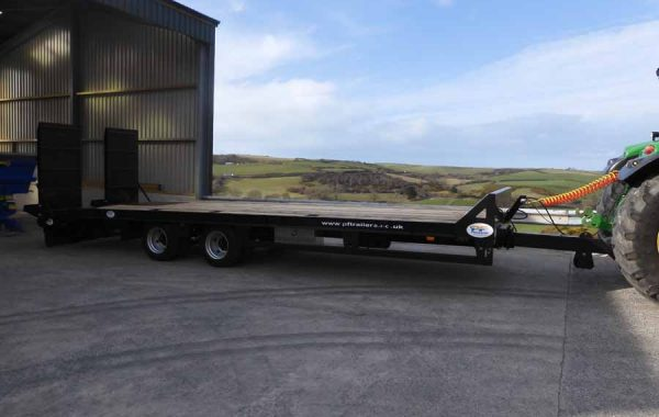 28ft PF Trailer